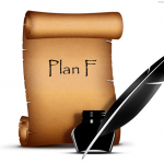 Plan F-Old Paper